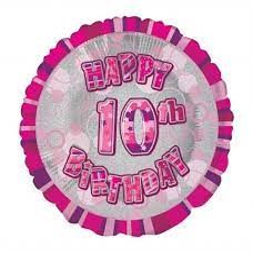 10 år folie jente