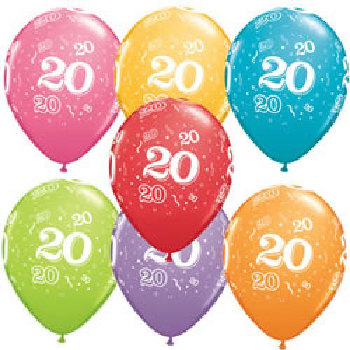 ballonger 20 år 20 år ballonger 20 år