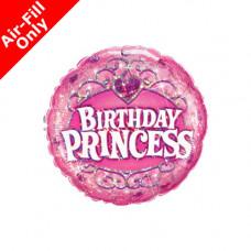 Birthday princess 22cm