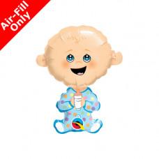 Baby gutt 35cm