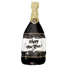 Nyttår Champagne 99 cm