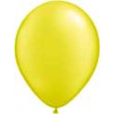 Pearl Citrin Yellow