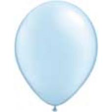 Blå Pearl Light Blue